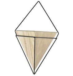 Diamond Wire Planter - Matt Blatt Plant Bags, Upstairs Bathrooms, Potted Plants, Planter Pots, Wire, Diamond, Interior, Outdoor Decor, Home Decor