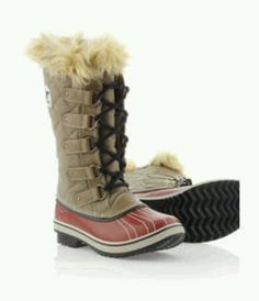 Love Sorel boots