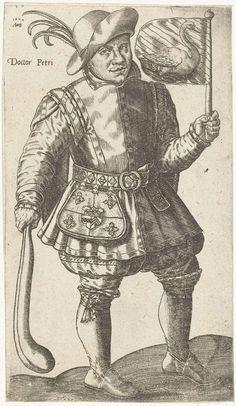 Doctor Petri, Abraham de Bruyn, 1572
