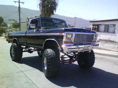 I love ford trucks 1979 Ford F150, 1979 Ford Truck, Ford Ranger Truck, Ford 4x4, Lifted Ford Trucks, Cool Trucks, Pickup Trucks, Chevy Trucks, Compact Trucks