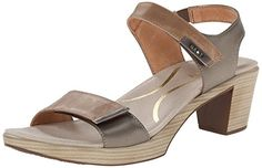 Naot Womens Intact Dress Sandal Khaki Beige 35 EU4 M US *** This is an Amazon Affiliate link. Check this awesome product by going to the link at the image.