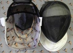 AF Epee Mask: Advanced Size Medium by Absolute. $55.00. This mask is great for any fencer, is Level 1 (350N) Certified, and is suitable for all competitions within the US.