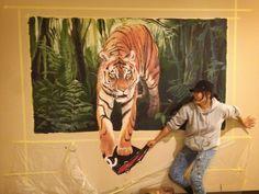 호랑이(Tiger)