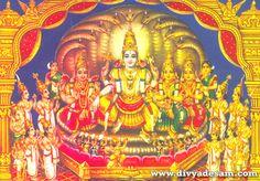 Sri Vaikuntanathar, Vaikunta Vinnagaram
