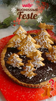 Biscotti, Christmas Time, Waffles, Food And Drink, Birthday Cake, Breakfast, Snow, Tailgate Desserts, Brioche