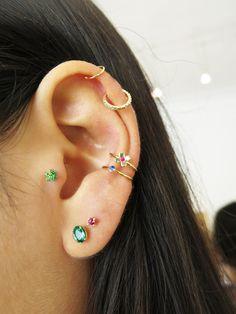 ::::: * Metalistería Básica * :::::  Lorena Pestana Joyería & Naturaleza Diamond Earrings, Jewelry, Fashion, Naturaleza, Jewelery, Accessories, Jewellery Making, Moda, Jewlery