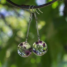 . Scarf Jewelry, Jewelry Necklaces, Purple Garden, Women Jewelry, Unique Jewelry, Etsy Jewelry, Art Market, Cool Artwork, Wedding Season