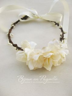 Flower Crown from Etsy