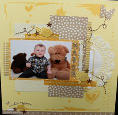 A Project by nicolejones911 from our Scrapbooking Gallery originally submitted 01/24/14 at 09:11 PM