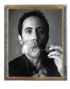 Jerry Seinfeld by Diego Uchitel