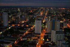 Uberaba - Minas Gerais Brasil Fonte: www.manhattanflat.com.br