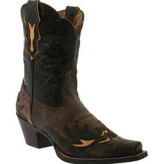 Ariat Dahlia Chocolate Floral 10008780 (Women's) 7