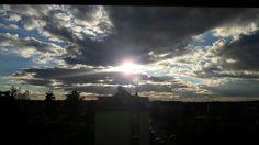 Zapady slunce