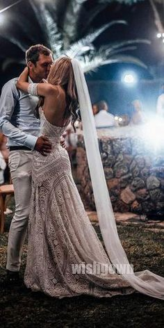 Mermaid Lace Sweetheart Elegant Bridal Long Wedding Dresses, – Wish Gown The post Mermaid Lace Sweetheart Elegant Bridal Long Wedding Dresses, – Wish Gow& appeared first on Wedding. Lace Beach Wedding Dress, Elegant Wedding Gowns, Sweetheart Wedding Dress, Bohemian Wedding Dresses, Country Wedding Dresses, Long Sleeve Wedding, Wedding Dresses Plus Size, Lace Wedding, Weding Dresses