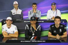 【F1】 木曜記者会見のフォーマットを変更  [F1 / Formula 1]