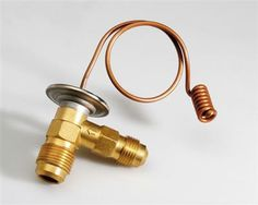 Thermal Expansion Valve made of brass