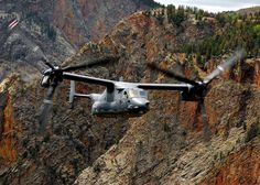 #CV-22 #Osprey (U.S. Air Force photo/Staff Sgt. Markus Maier) #airforce #osprey #military #reference #photos #aircraft #usarmy