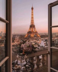 Paris is actually the most beautiful at dusk - view of the Eiffel . - Paris is actually the most beautiful at dusk – view of the Eiffel …, - City Aesthetic, Travel Aesthetic, Aesthetic Outfit, Aesthetic Photo, Aesthetic Pictures, Photo Wall Collage, Picture Wall, Picture Ideas, Travel Goals