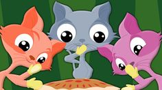 Friend in need are friends indeed isnt that right? So lets help our friends look for their mittens so they can get some pie shall we? #threelittlekittens #nurseryrhymes #kidssongs #babysongs #educational #kidsrhymes #funlearning #kids #parenting