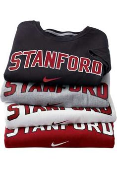 1302E Nike Classic Arch T-Shirt | Stanford University