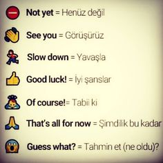 Vocabulary Journal, Grammar And Vocabulary, Learn Turkish Language, Learn A New Language, English Language Learning, Spanish Language, Turkish Lessons, Words To Use, Education English