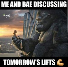 Love my swolemate