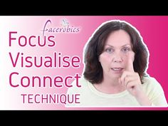 Best Facial Exercises with ®. Use Visualization, Focus, Connection to even your face with this Asymmetrical Facial Exercise Technique. Welcome to FACEROBICS®. Exercise Coach, Excercise, Face Exercises, Facial Muscles, Visualisation, Anti Aging Facial, Health Advice, Gym Workouts, Health And Beauty