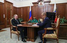 Президент назначил Александра Бречалова врио главы Удмуртии   4 апреля 2017 года 15:30   http://tass.ru/politika/4152886