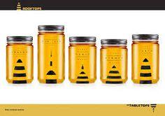 jkr's Global Student Competition Winners — The Dieline - Branding & Packaging Honey Packaging, Brand Packaging, Inspirations Boards, Honey Label, Honey Jar Labels, Honey Bottles, Honey Logo, Honey Brand, Food Branding