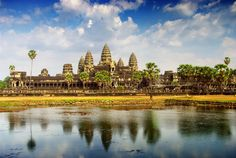 2. Cambodia   13 Affordable Countries That Are Perfect For Budget Travelers