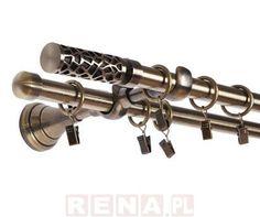Karnisz podwójny Elegant fi 19- Manru Guns, Elegant, Weapons Guns, Classy, Revolvers, Weapons, Rifles, Chic, Firearms