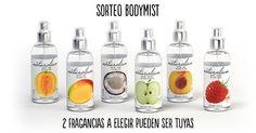 Sorteo BodyMist Naturalium. Puedes conseguir 2 BodyMist de Naturalium de las fragancias que tu elijas. Participa!!!