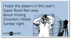 Funny SuperBowl Quotes | Something funny for Super Bowl Sunday! | Getting Down with Downton