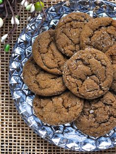 Big Flavor…   Ginger is one of my favorite holiday flavors.  Most every year I bake Gingerbread Cookies for the holidays. I like them ...