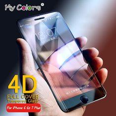 Protective shockproof glass for iphone 6, 6+, iphone 7, 7+ | Защитное противоударное стекло для iphone 6, 6+, iphone 7, 7+