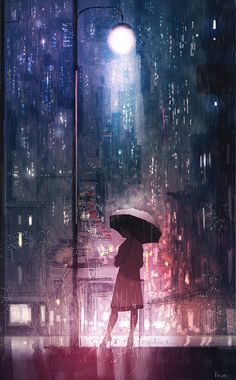 Don't stop believing by Pascal Campion, Digital, Posted by /u/OwnTheKnight to /r/art Art Anime, Anime Kunst, Aesthetic Anime, Aesthetic Art, Fantasy Kunst, Fantasy Art, Art Internet, Pascal Campion, Illustrator