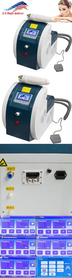 Tattoo Removal - Tattoo Removal Machines: Usa Laser Tattoo Eyebrow Pigment Removal Beauty Machine Remove Eye Line Eyes Spa -> BUY IT NOW ONLY: $799.4 on eBay! - Quick and Easy Natural Methods & Secrets to Eliminating the Unwanted Tattoo That You've Been Regretting for a Long Time