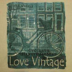 #tshirt #camiseta #vintage #fashion #love El título lo dice todo... mi última adquisición... tenía que ser mía 😄 Love, Instagram Posts, Vintage Bicycles, T Shirts, Amor, El Amor, I Like You, Romances
