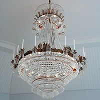 Krebs Kristallkronor - 3000 Lampor - BelysningsDesign.se