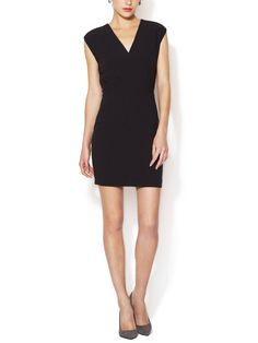 Finely Ponte Sheath Dress by Walter at Gilt
