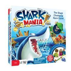 Macaroni Review: Spin Master's Shark Mania Offers Shark Chomping Fun | Macaroni Kid