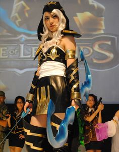 Ashe Cosplay | League of Legends