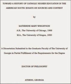 dissertations ph d