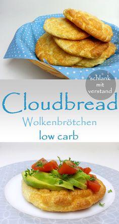 Cloudbread low carb Rezept deutsch 2