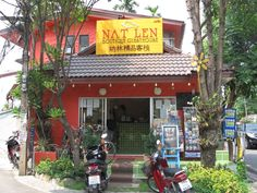 Chiang Mai Nat Len Boutique Guesthouse Thailand, Asia Nat Len Boutique Guesthouse is a popular choice amongst travelers in Chiang Mai, whether exploring or just passing through. Both business travelers and tourists can enjoy the hotel's facilities and services. Take advantage of the hotel's free Wi-Fi in all rooms, taxi service, ticket service, Wi-Fi in public areas, car park. Guestrooms are fitted with all the amenities you need for a good night's sleep. In some of the rooms,...