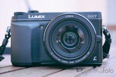 Análisis Lumix GX7 con 20mm