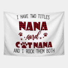 Nana Tapestries Page 3 | TeePublic Nana Grandma, Tapestries, North Face Logo, Hanging Tapestry, Tapestry, Wallpapers, Wall Tapestries