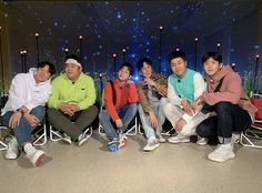 Two Days One Night, 1st Night, Kim Jong Min, Vixx, Dimples, Season 4, Spirit Animal, Comedians, Actors & Actresses