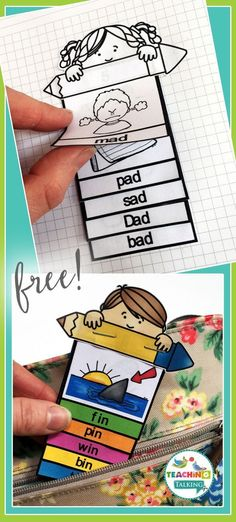 Articulation flip books - FREE for CVC words. Ideal for speech therapy homework! Print & Go Articulation Activities for Kids. Low Prep, quick and easy articulation printables. Articulation Activities, Speech Therapy Activities, Language Activities, Articulation Therapy, Play Therapy, Therapy Ideas, Speech Language Therapy, Speech And Language, Speech Pathology