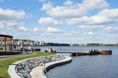 Hornsbergs Strand, Stockholm. Nyréns arkitektkontor. » Lindman Photography